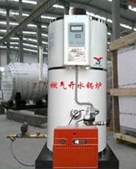 张家港分舱500升燃气电开水炉