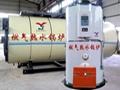济南燃气/电热开水锅炉 4