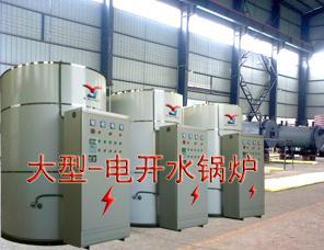 吉林燃气1T电热开水锅炉 3