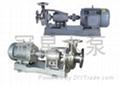 托架式不锈钢耐腐蚀离心泵 耐腐蚀托架泵|酒精泵|污水泵 1