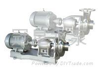 托架式不锈钢耐腐蚀离心泵 耐腐蚀托架泵|酒精泵|污水泵 3