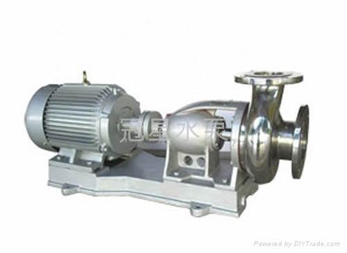 托架式不锈钢耐腐蚀离心泵 耐腐蚀托架泵|酒精泵|污水泵 4