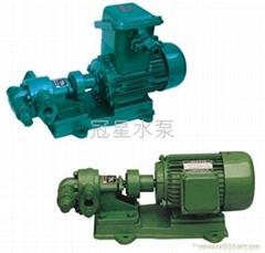 KCB齒輪泵 輸送潤滑油齒輪泵 冠星水泵 廣東水泵廠家