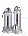 供应全不锈钢小型潜水泵 水泵厂