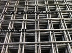 welded steel bar mesh