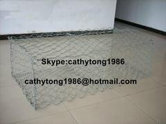 welded gabion mesh