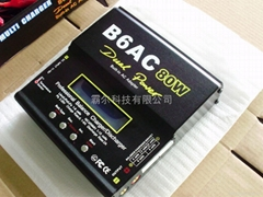80W Intelligent Balance Charger/Discharger /Rc Charger