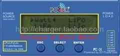 watt meter---professional Watt meter arrives!