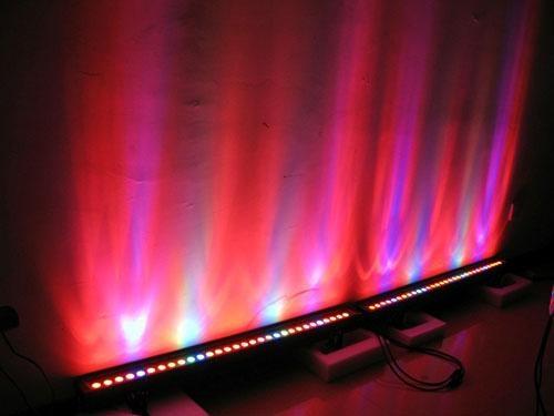 LED大功率12W七彩洗墙灯 3