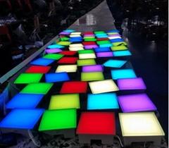 互动感应地砖灯50×50cm
