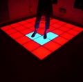 互动感应地砖灯50×50cm 2