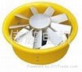 高檔次噴烤漆房專用環保風機