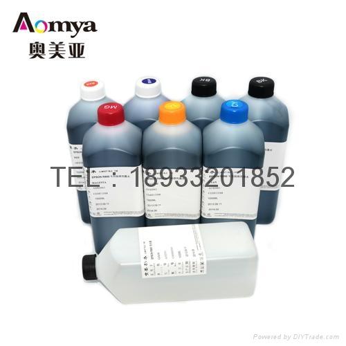 平板机弱溶剂墨水 3