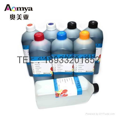 平板机弱溶剂墨水 4
