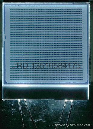 二维支付码LCD,物联网显示屏 1