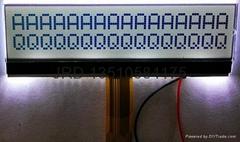 插卡音箱LCD显示模组