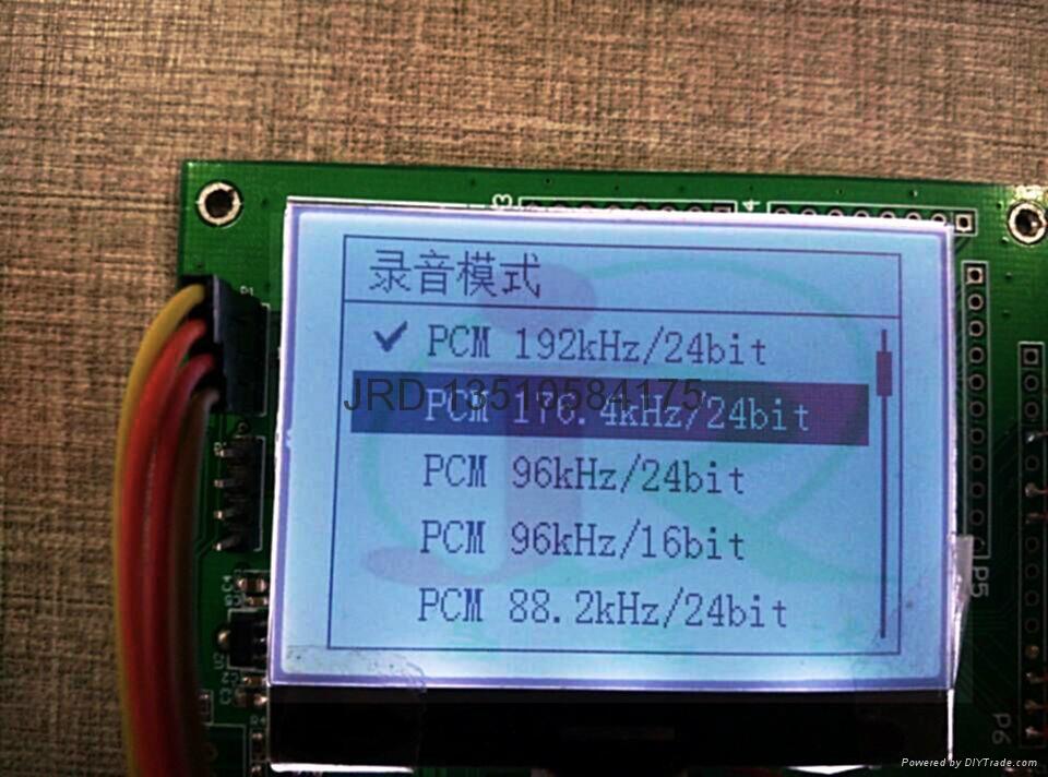 210*144LCD模组低功耗LCM 3