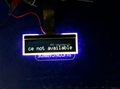 DAB數字收音機顯示屏|IIC