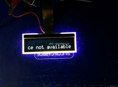 SPI, IIC interface LCD module