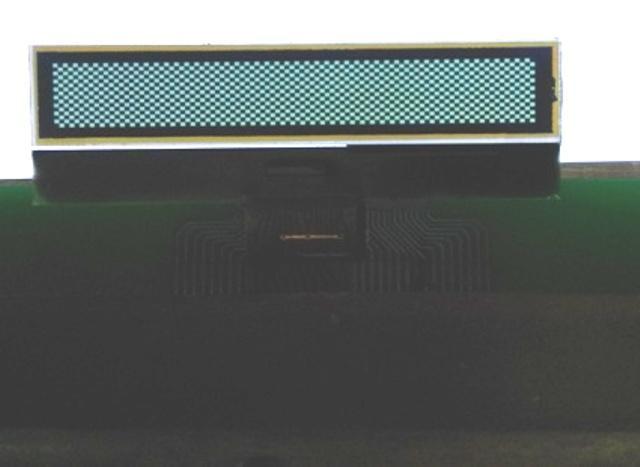 1602字符LCM|密码锁LCD模组|门禁指纹机LCM 3