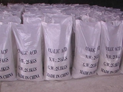 Factory offer directly: Oxalic Acid 99.6%