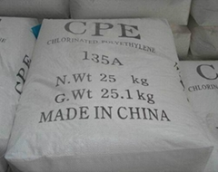 Factory offer directly: CPE  (Chlorinated Polyethylene)