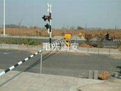 抗風超長10米道閘