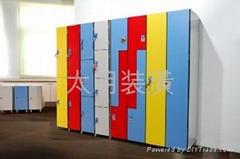 张家港PVC复塑板卫生间隔断