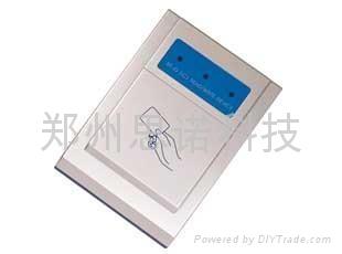 IC卡讀卡器 IC卡充值器 IC卡發卡器河南食堂售飯機 1