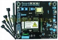 发电机调压器SX440