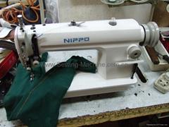 單針單線平縫機