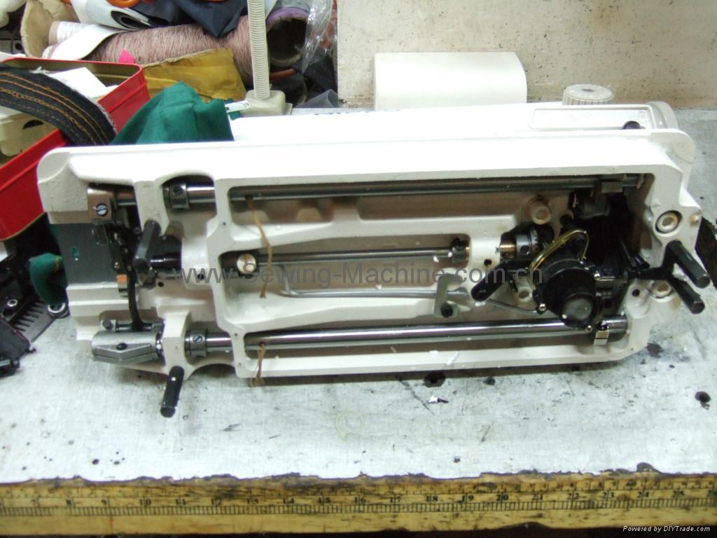 1-needle,1-thread Chainstitch Basting Machine 3