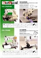 2 Double Chainstitch Sewing Machine