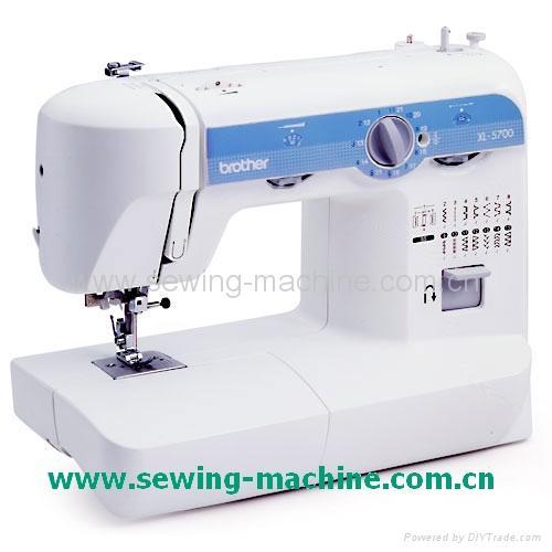 XL-5700 兄弟牌家用缝纫机 1