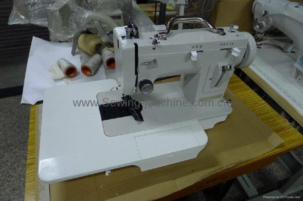 小型台式同步送料缝纫机 3