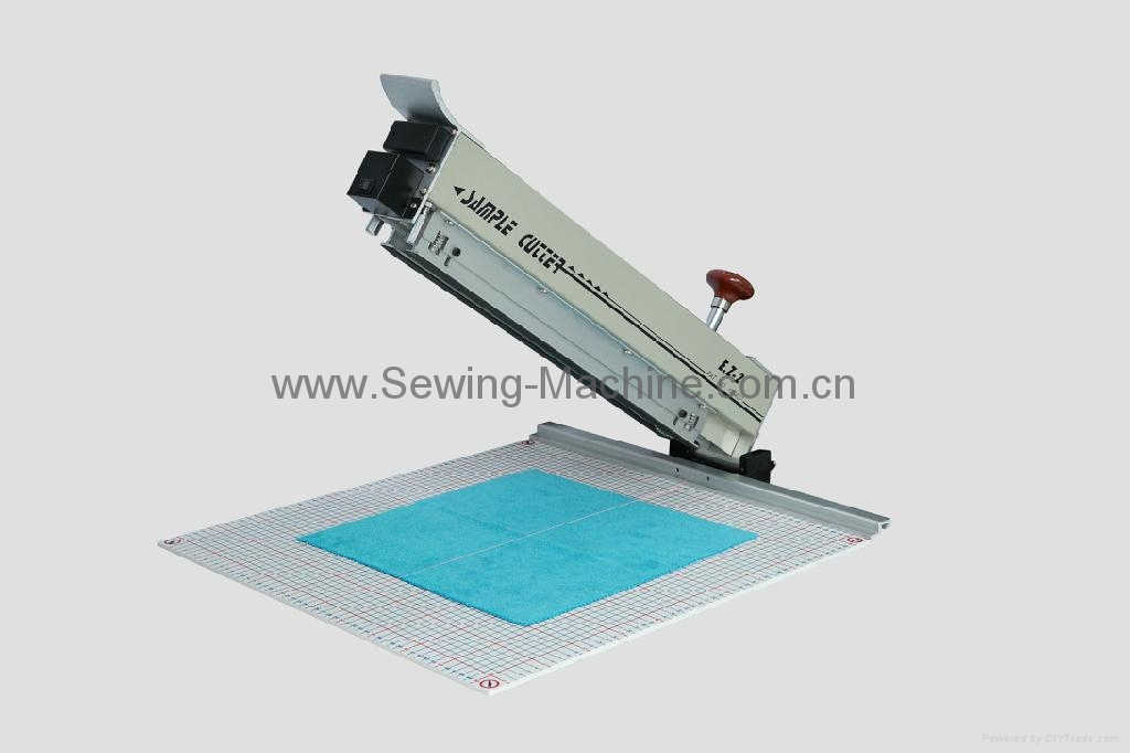 EC-CUTTER EZ-2 Swatch Cutter(lightest pinking cutter) 5