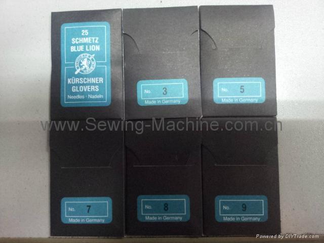 SCHMETZ Glover Hand Sewing Needles  2