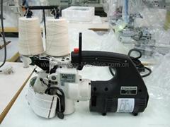 美國於仁牌2200厚料雙線手提縫包機