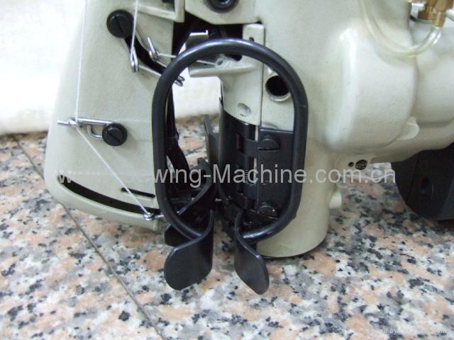 厚料双线手提缝包机 4