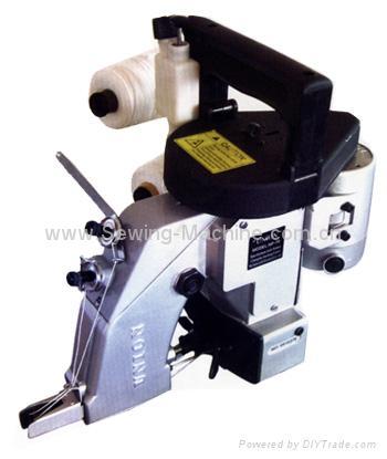 UNION NP-7A-2 双针双线手提缝包机 1