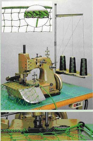 绳网包缝机 1