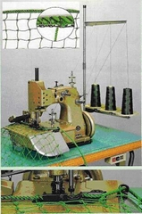 绳网包缝机