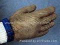 Saf-T-Gard不锈钢手套,钢丝手套,金属手套