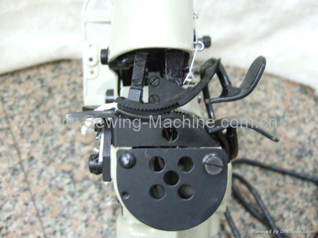 厚料双线手提缝包机 5