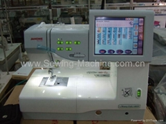 JANOME MC-11000 DOMESTIC SEWING & EMBROIDERY  MACHINE