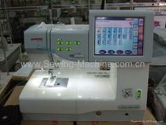MC-11000 真善美電腦縫紉&繡花機