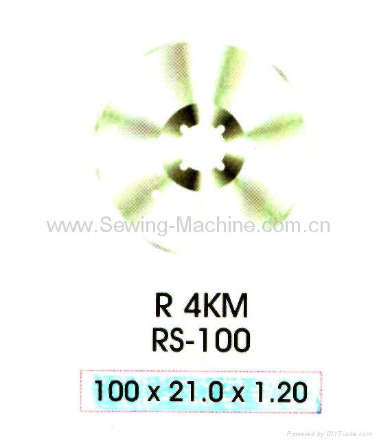 RS-100 圓刀裁剪機 2