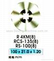 RS-100 圆刀裁剪机