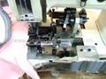 毛毯打褶包边缝纫机 3