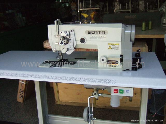 SICAMA LT2-B845 Twin needle lock stitcher 2